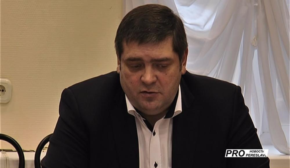 Арест прежнего главы города Переславля-Залесского продлили натри месяца