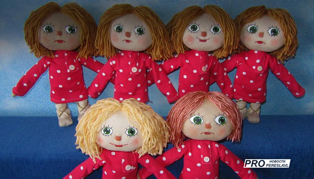 Кукла домовёнок своими руками фото