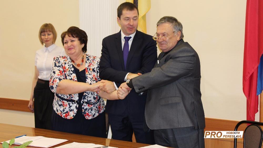 ВСмоленске переподписано трехстороннее соглашение наследующий двухлетний период